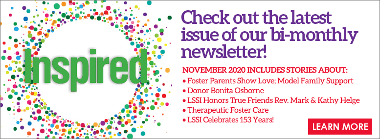 Check out the latest issue of Inspired, our new bi-monthly newsletter!